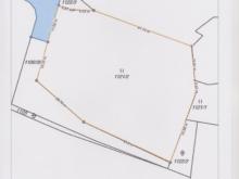 Prodej stavebního pozemku 3365 m2 Buš u Slap