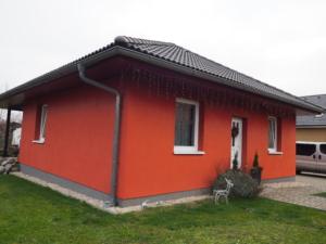 Prodej nového rodinného domu v Hradešíně