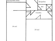 Pronájem nebytového prostoru 62 m2, Praha 4 – Modřany