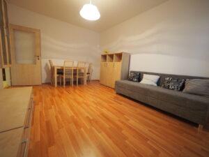 Pronájem rekonstruovaného panelového bytu 2+1, Praha 4 – Kamýk